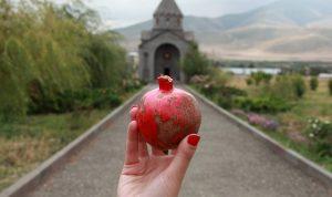 ماذا يعني الرمان للأرمن؟