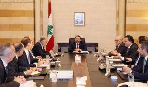 اجتماع برئاسة الحريري للجنة الوزارية المكلفة بقطاع الاتصالات
