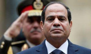 السيسي يفرض حالة طوارئ في مصر لمدة 3 أشهر
