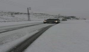 الثلوج تعزل قرى العرقوب وحاصبيا والسيول تتلف المزروعات