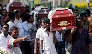 سريلانكا تعتقل 100 شخص وعدد ضحايا عيد الفصح يرتفع