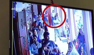 فيديو لمشتبه بتنفيذه عملية انتحارية في سريلانكا