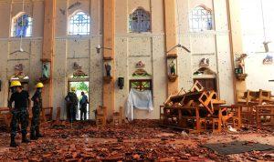 """""""داعش"""" يتبنّى تفجيرات سريلانكا"""