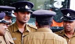 شرطة سريلانكا تبحث عن 140 مشبوها