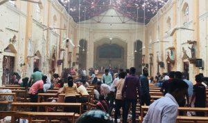 ارتفاع عدد ضحايا تفجيرات سريلانكا