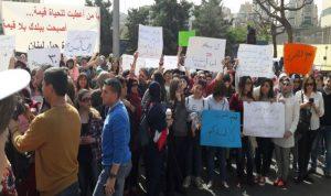 الإضراب يعم لبنان