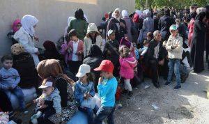 نازحون يعودون بعد المغادرة ويبيعون المساعدات الأممية!
