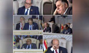 زعماء وسياسيون لم يستطيعوا مقاومة النعاس في قمة تونس! (بالصور)