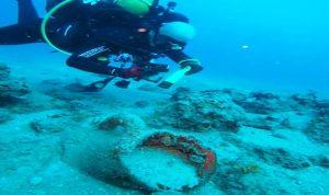 اكتشاف بقايا 11 سفينة من الحقبة اليونانية جنوب صور