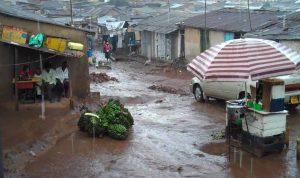 مصرع 17 طفلا بسبب غزارة الأمطار في أوغندا