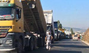 مالكو الشاحنات بمرفأ بيروت: لوضع حد لمأساتنا والفوضى القائمة