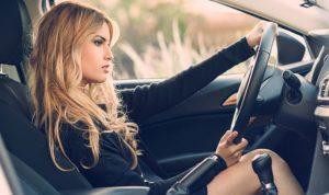 وضعية الجلوس المثالية عند القيادة