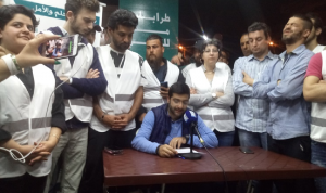 مولود: المعارضة انتصرت في طرابلس
