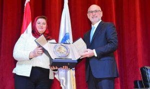 فنيانوس: نجاح أي مهمة يتحقق بتكامل القطاعين العام والخاص