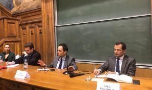 """ندوة حوارية حول لبنان بجامعة """"السوربون"""" في باريس"""