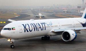 الخطوط الجوية الكويتية تستأنف رحلاتها بدءا من أول آب