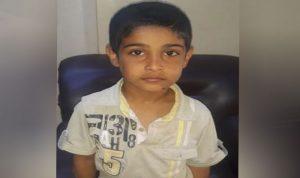 طفل سوري تائه في ابي سمراء… هل تعرفون عنه شيئاً؟ (بالصورة)