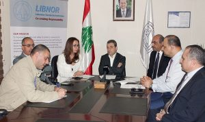 أبو فاعور: سنتشدّد بتطبيق المواصفات دعما للصناعة