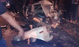 قتيل و3 جرحى بحادث سير في راشيا