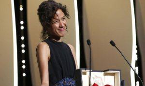 """أول مخرجة من أصل أفريقي تفوز بالجائزة الكبرى بمهرجان """"كان"""""""