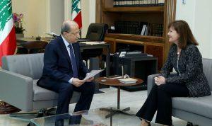 مبادرات لحل النزاع الحدودي بين إسرائيل ولبنان