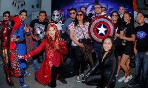 """""""Avengers"""" يحتفظ بصدارة إيرادات السينما"""