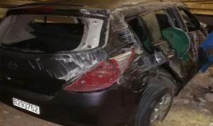 إصابة 3 أشخاص بحادث سير على طريق النبطية كفردجال