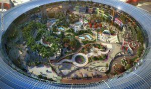 """في دبي.. أول مركز تجاري """"غارق"""" في الطبيعة! (بالصور)"""