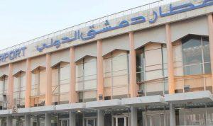 """عودة """"الخطوط الجوية العراقية"""" الى دمشق"""