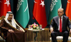 أنقرة: أردوغان أوضح للملك سلمان هدف القاعدة التركية في قطر