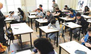 """إستنفار في إمتحانات الثانوية والتصحيح """"نار"""" في المتوسطة.. وترقُّب في اللبنانية"""