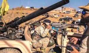 حزب الله يغرق مناطق سيطرة الحكومة السورية بالمخدرات