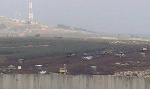 دوريتان إسرائيليتان مشطتا طريقين عسكريين بمحاذاة الحدود