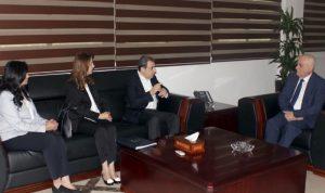 جبق: أسعى لتصدير الدواء اللبناني إلى عدد من الدول