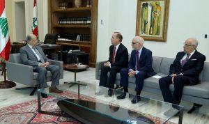 عون استقبل سفير منظمة فرسان مالطا