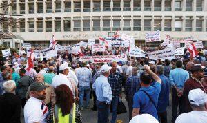 """العسكريون المتقاعدون يعلنون """"التعبئة العامة"""": للاعتصام الجمعة"""
