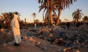 بوغدانوف: مستعدون لدعم فرض الهدنة في ليبيا