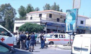 قتيل في حادث سير على طريق النميرية النبطية