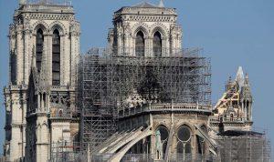 """إعفاءات ضريبية للمتبرعين بإعادة ترميم كاتدرائية """"نوتردام"""""""