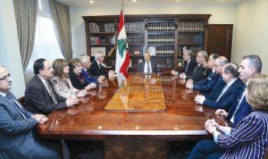 قضاة لبنان يعتكفون