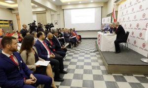 """الصليب الأحمر اللبناني يطلق حملة التبرعات """"دعمكن بيرجعلكن"""""""