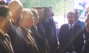 افتتاح حديقة طرابلس الرمضانية بدعم من السعودية