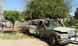 بالصور والفيديو: 6 جرحى بحادث سير في صيدا