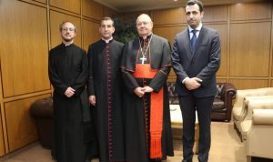 موفد البابا من بيروت: خسارة صفير خسارة للكنيسة والوطن