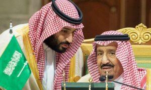 برقيتا تعزية من الملك السعودي وولي العهد الى عون بالبطريرك صفير