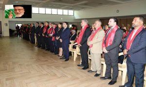 الجالية اللبنانية في أبو ظبي واكبت مراسم جنازة صفير