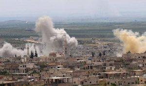 اكثر من 80 قتيلًا باشتباكات عنيفة في ريف حماة