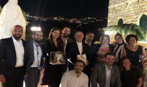 خيرالله الصفـدي وبطيش في حفل عشاء بمعهد القديس يوسف ـ عـينطورة (بالصور)