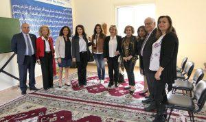 خيرالله الصفدي تطلق حملة مكافحة استخدام المخدرات بين الشباب