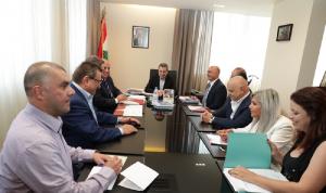 أبو فاعور: سنتخذ الإجراءات لحماية قطاع صناعة الألبان والأجبان